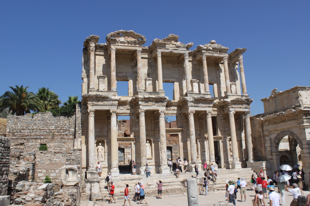 Celsius Library, Ancient City of Ephesus