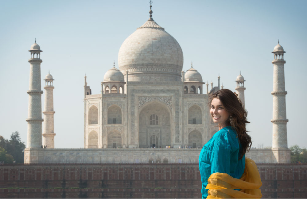 Lisa Ray, Global Ambassador, Insight Vacations