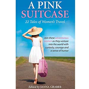 A Pink Suitcase