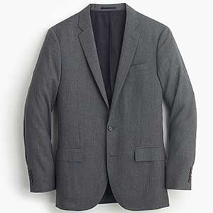 J. Crew Ludlow Traveler suit jacket