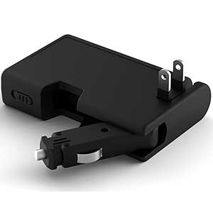 Spyder 3-in-1 charger