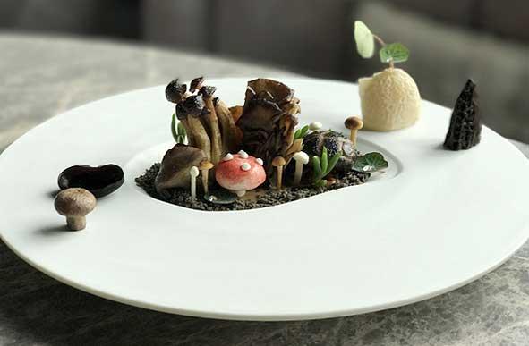 Photo courtesy of VEA Restaurant
