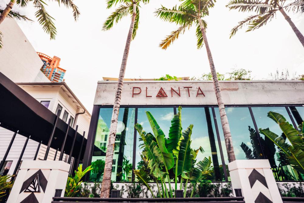 Miami Planta South Beach