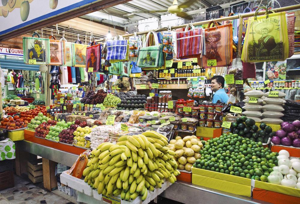 Mazatlán Central Market