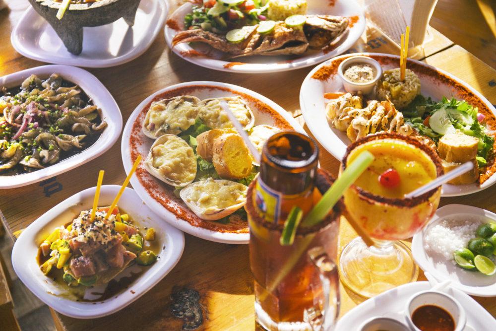 Mazatlán food
