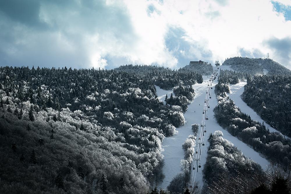 Killington ski hills