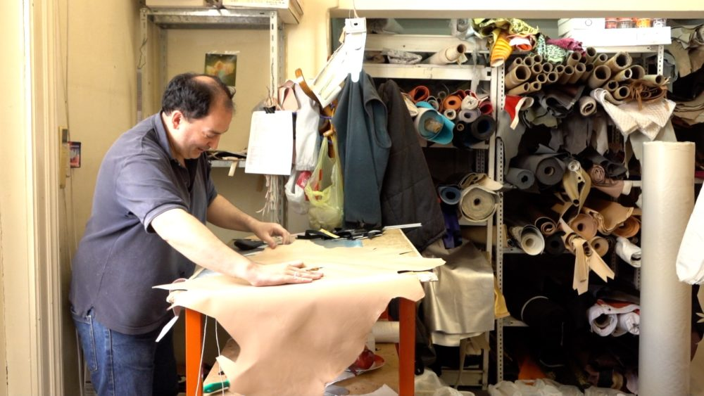 Buenos Aires Argentina shoe making