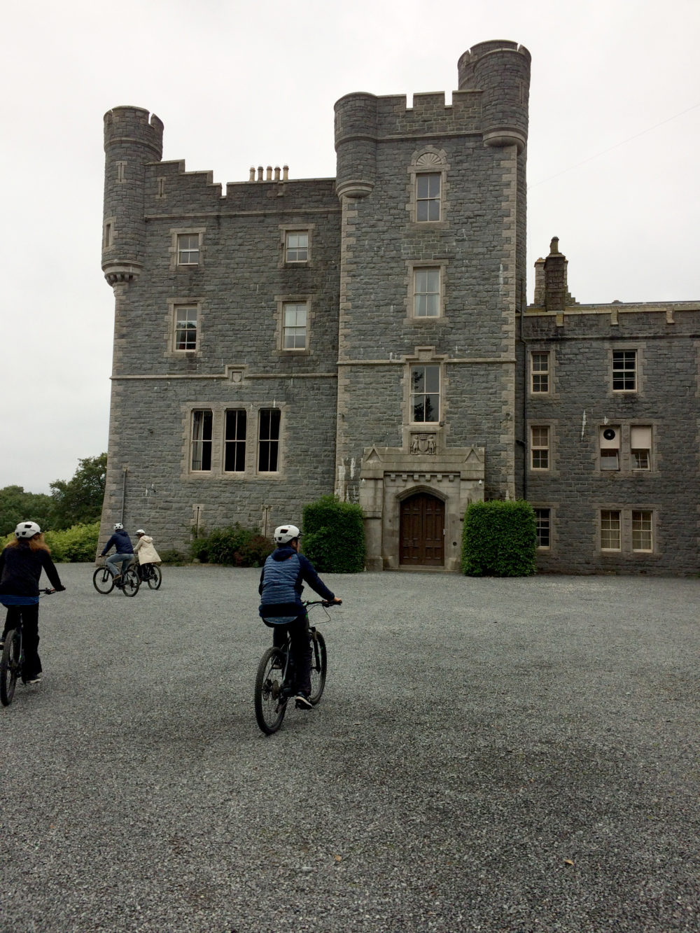 Northern Ireland Castlewellan biking