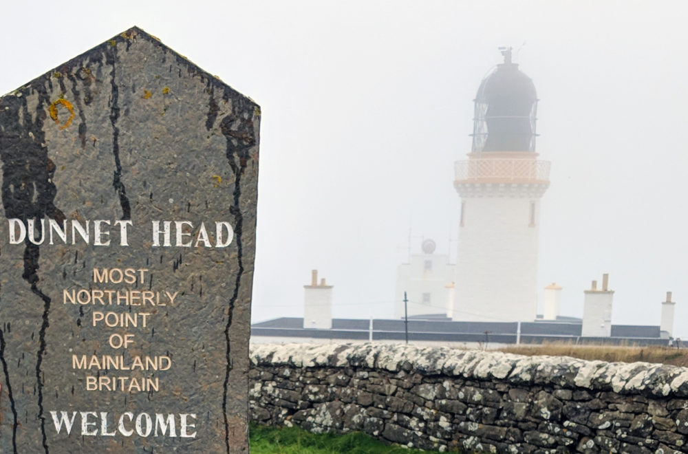 Dunnet Head Scotland
