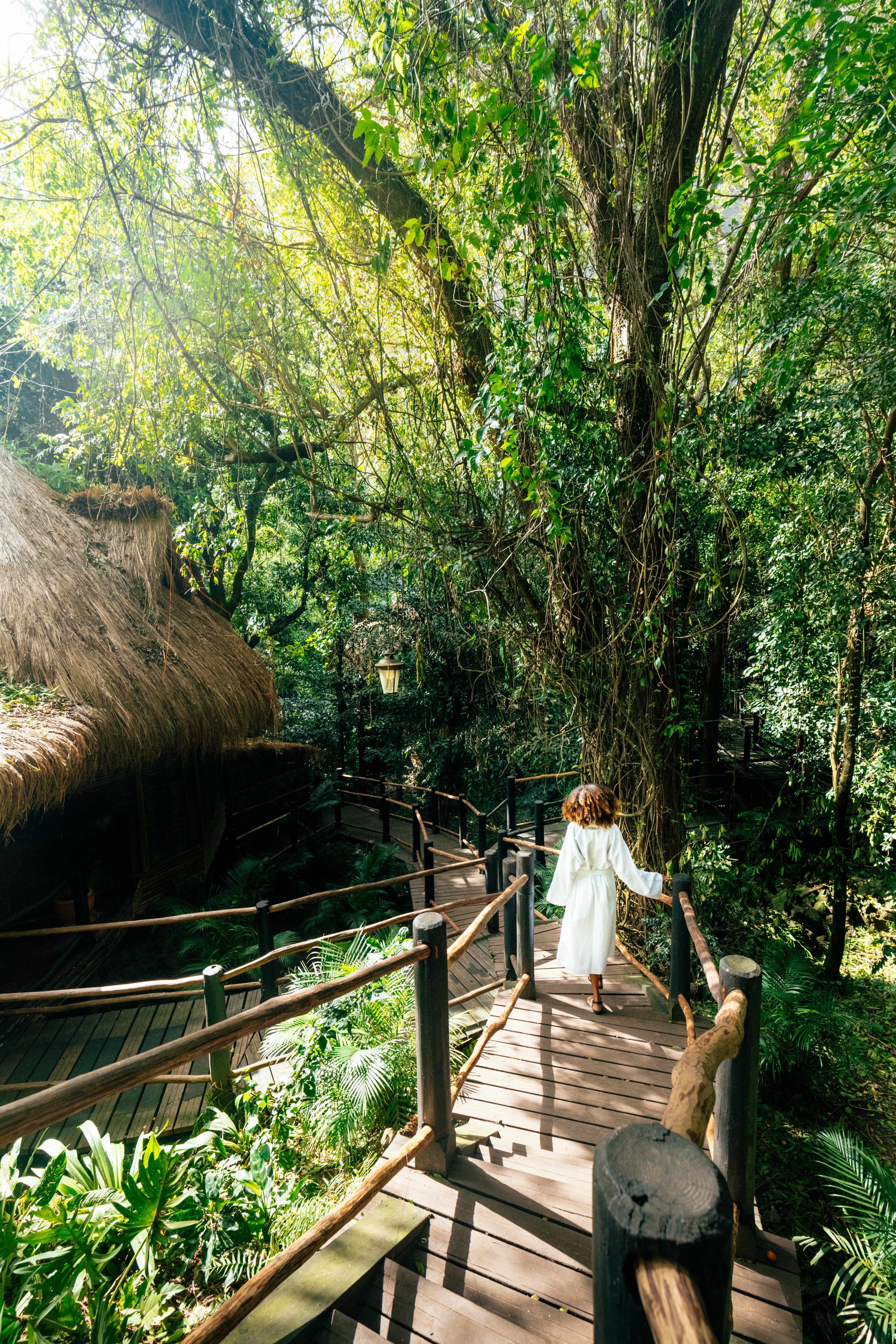 Saint Lucia Rainforest Spa Sugar Beach