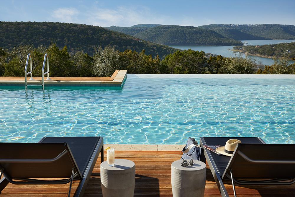Miraval Austin luxury resort