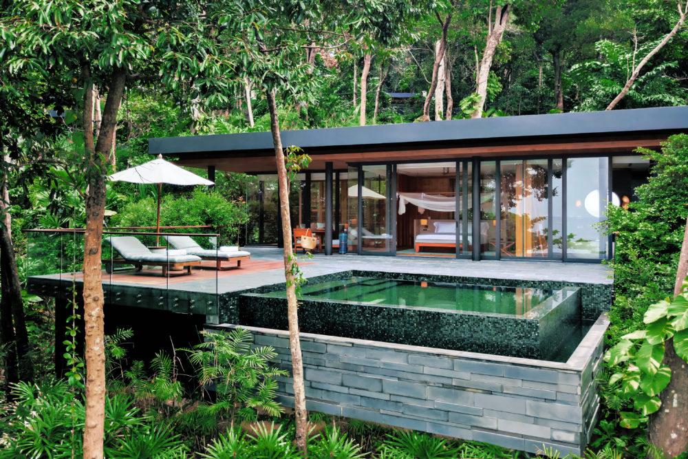 Six Senses on Krabey Island in Cambodia luxury resort