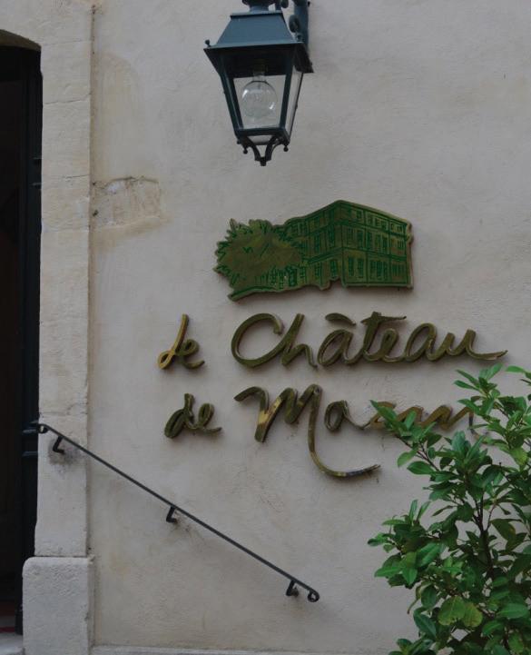 Chateau de Mazan
