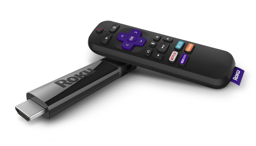 travel essentials Roku streaming stick