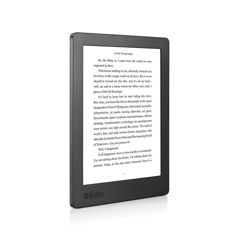 travel essentials e-reader