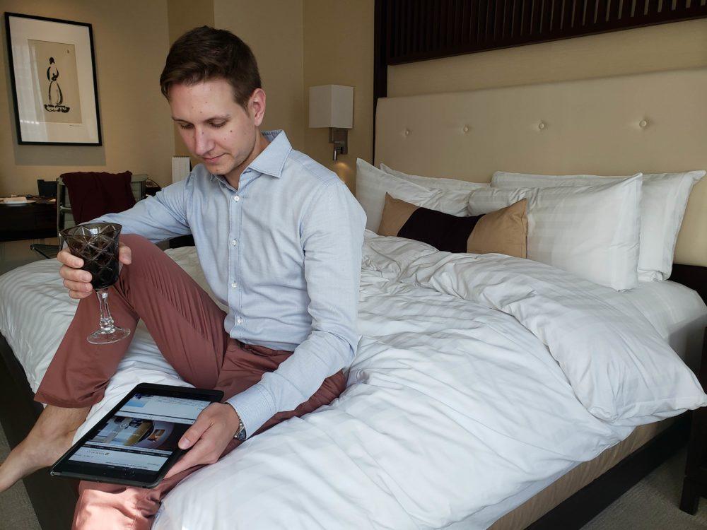 Shangri-La Hotel Toronto rooms