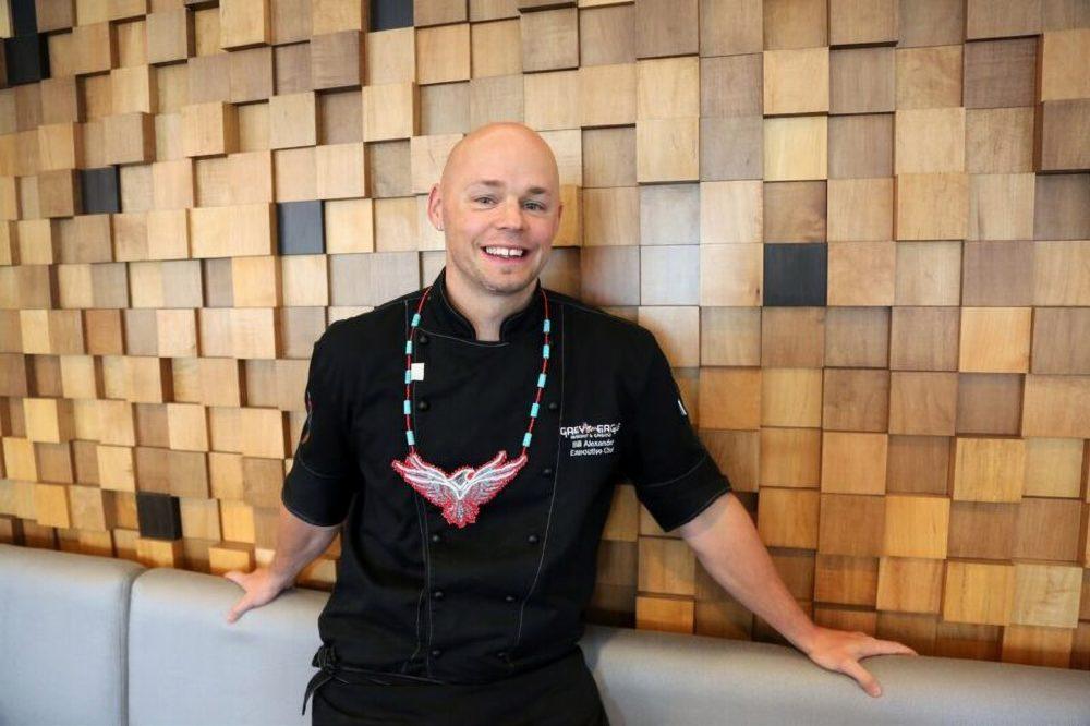 Chef Bill Alexander