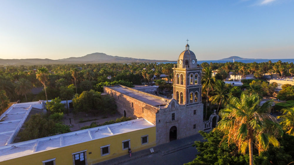 Loreto history