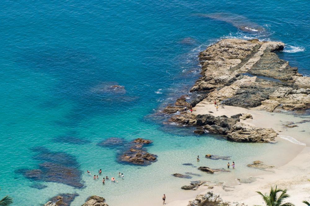 Playa Conchas Chinas, Puerto Vallarta