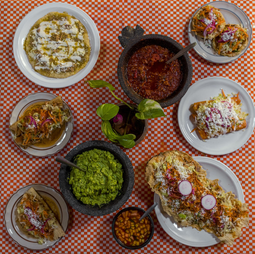 Diverse cuisine of Riviera Nayarit