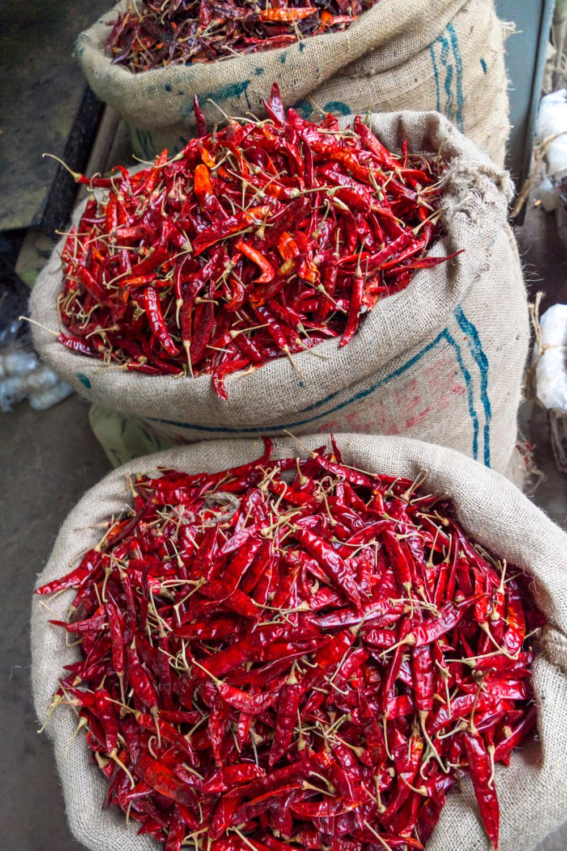 Sri Lanka chilis