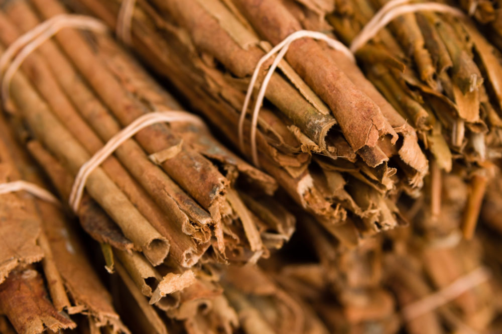 Sri Lanka cinnamon
