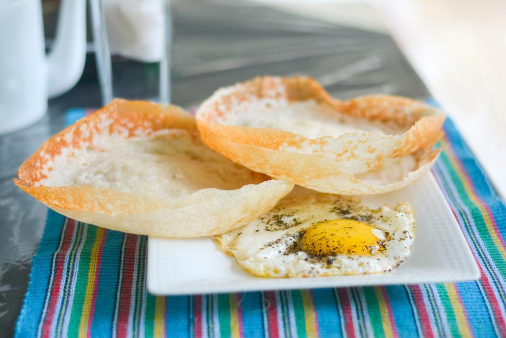 Sri Lanka egg hopper
