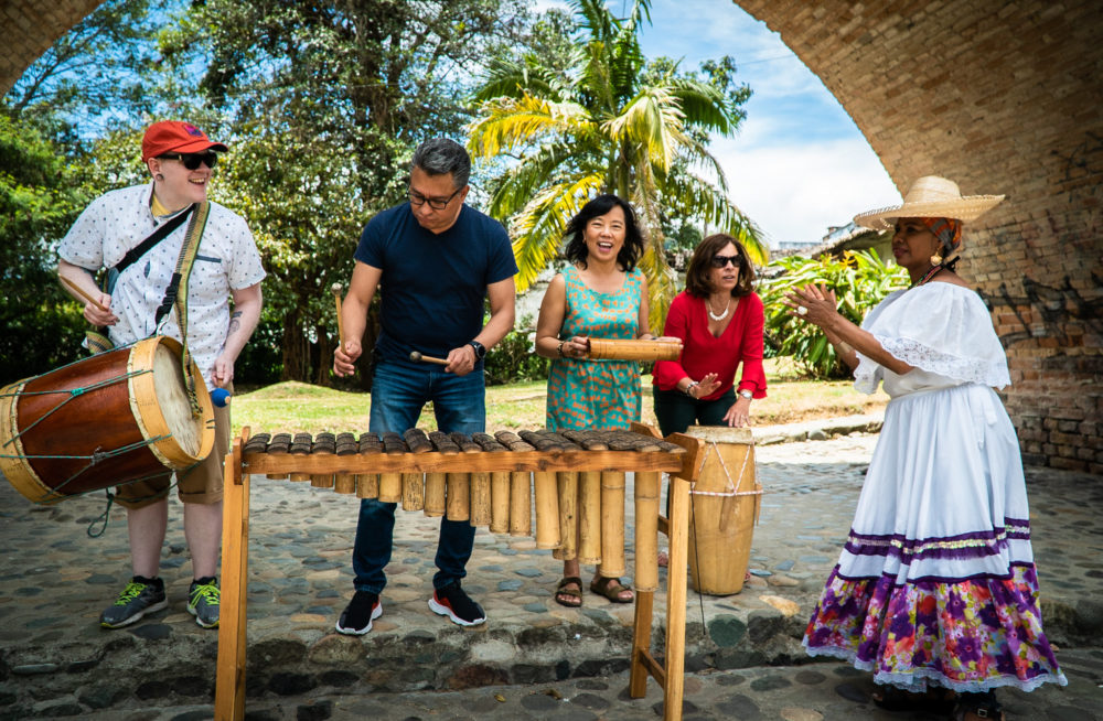 Colombia musical instruments