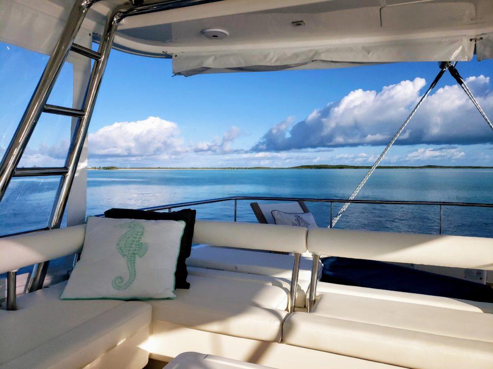 The Moorings sailing yacht Bahamas