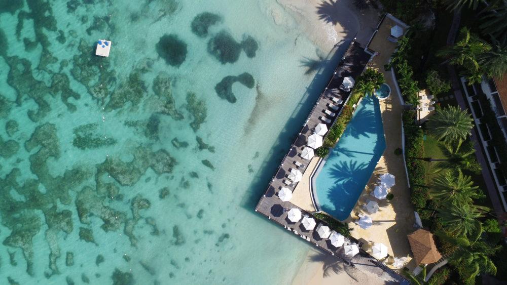 Blue Waters Resort & Spa beach pool
