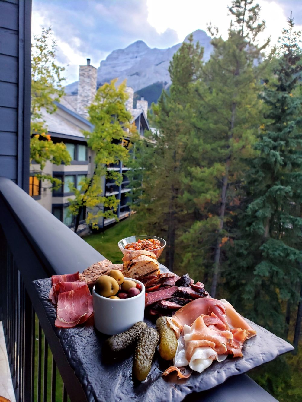 Kananaskis Mountain Lodge room service