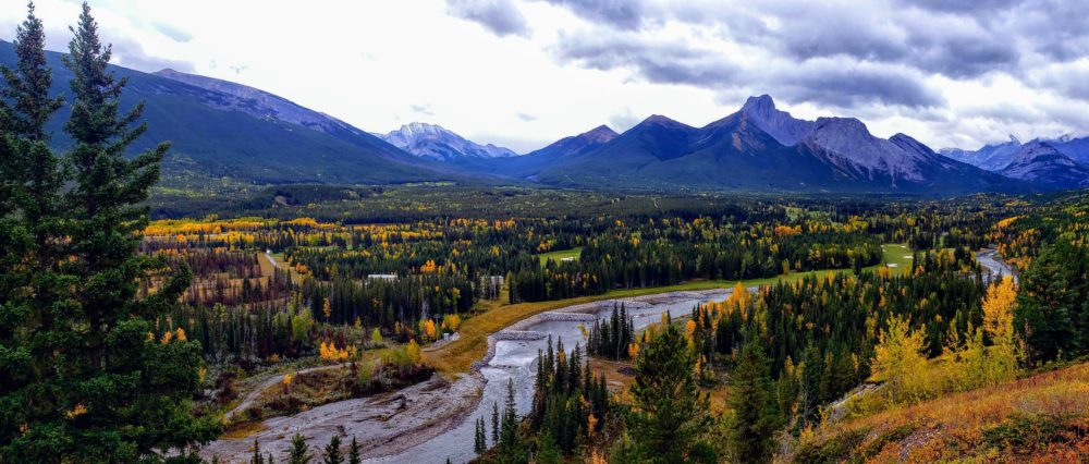 Canadian Rockies Calgary staycation