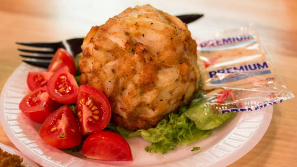 Real Maryland Crab Cakes Faidley Seafood