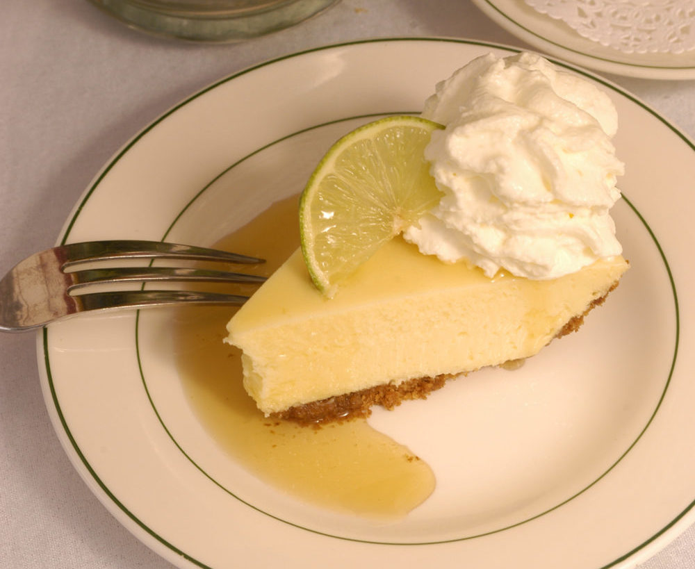 Florida Keys Key Lime Pie