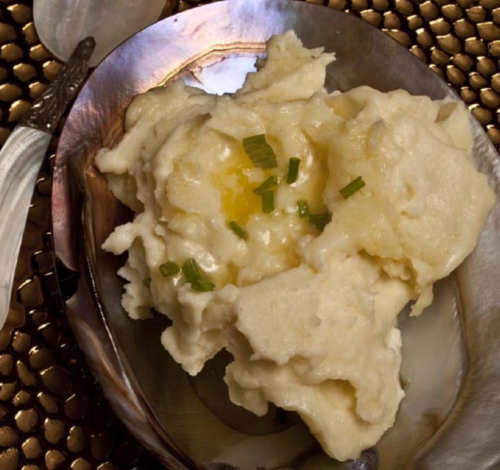 Lisa Dahl Mashed Potatoes