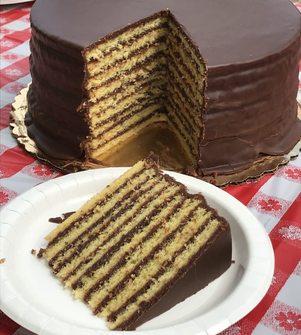 Maryland Smith Island Cake