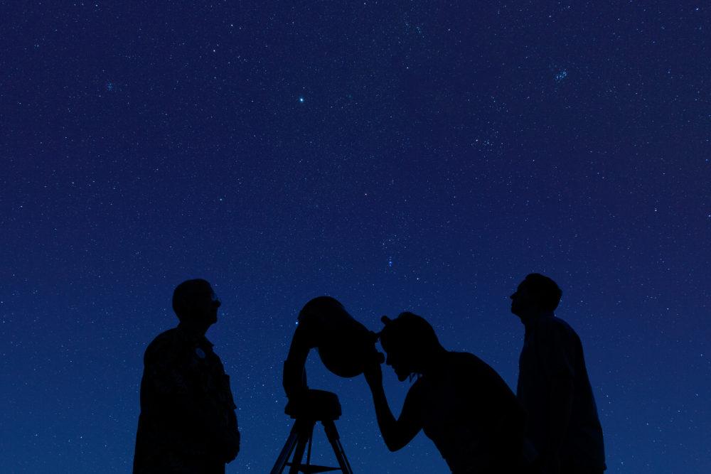 Stargazing at the Hyatt Regency Maui