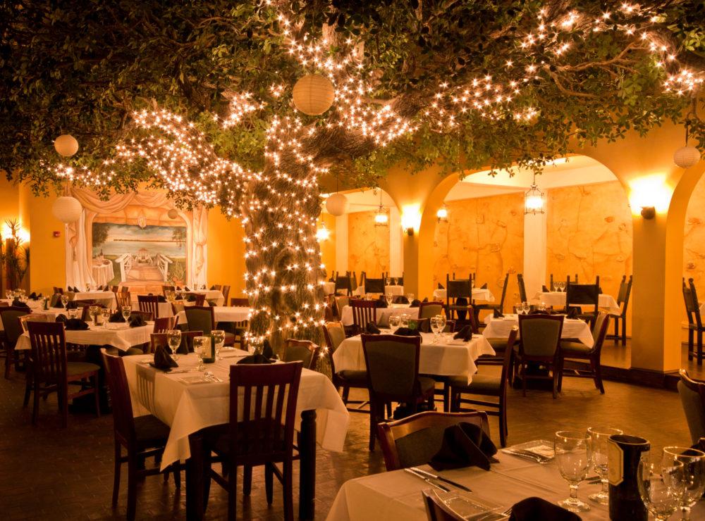 Firefly dining room