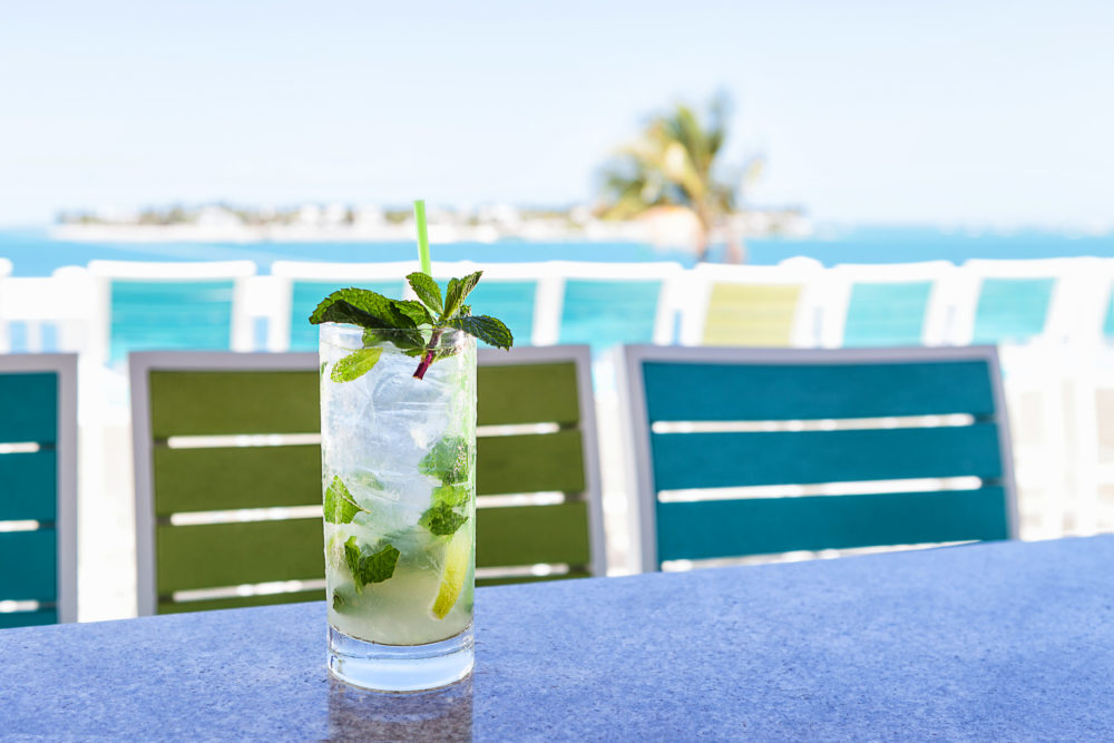 Mojito at Bistro 245 Key West Florida