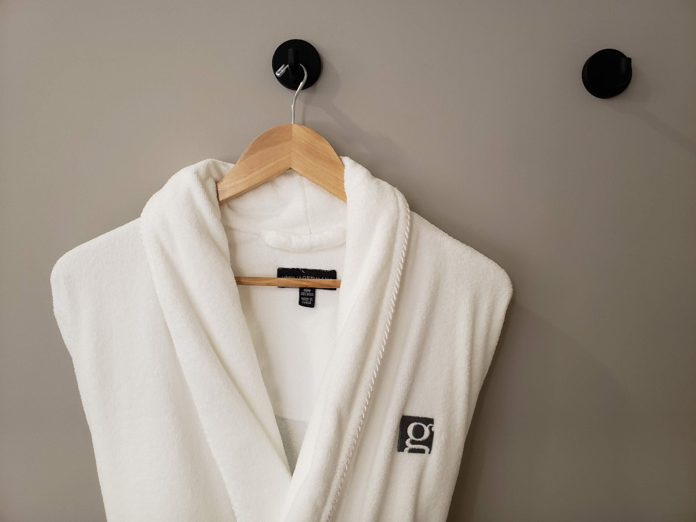 Le Germain bathrobe