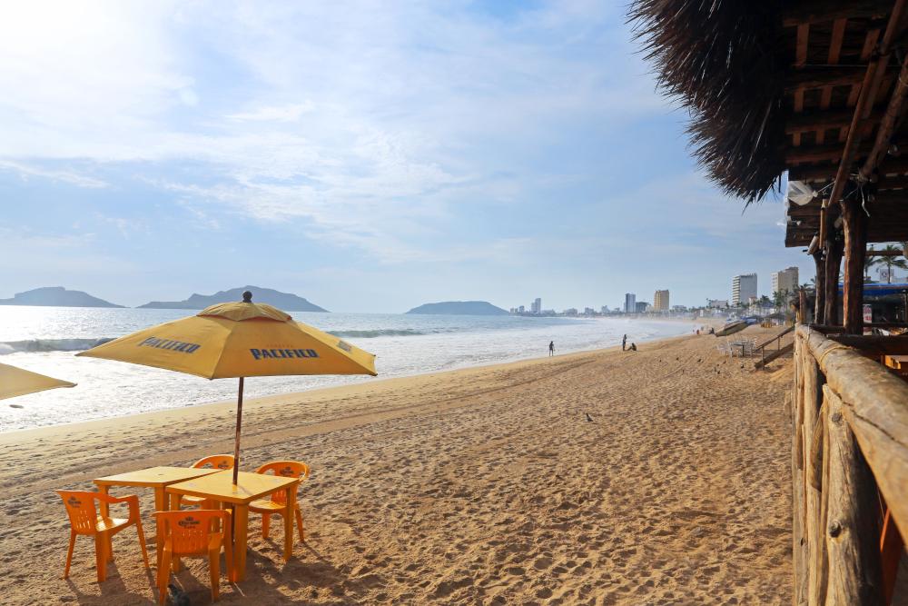 Mazatlán beaches