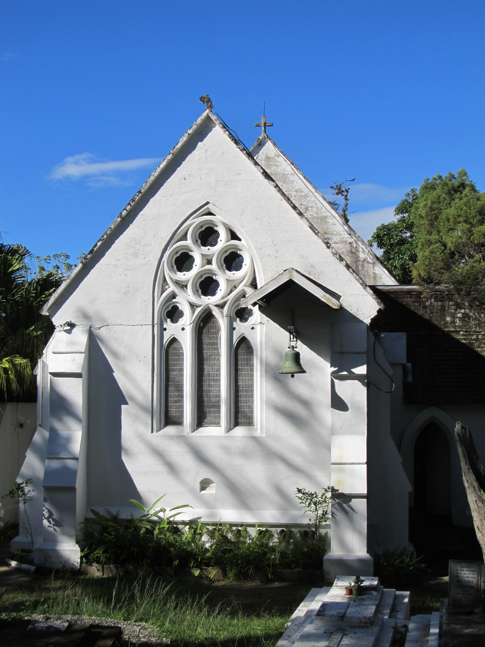 St. Mark's Anglican Church in the Blue Mountains