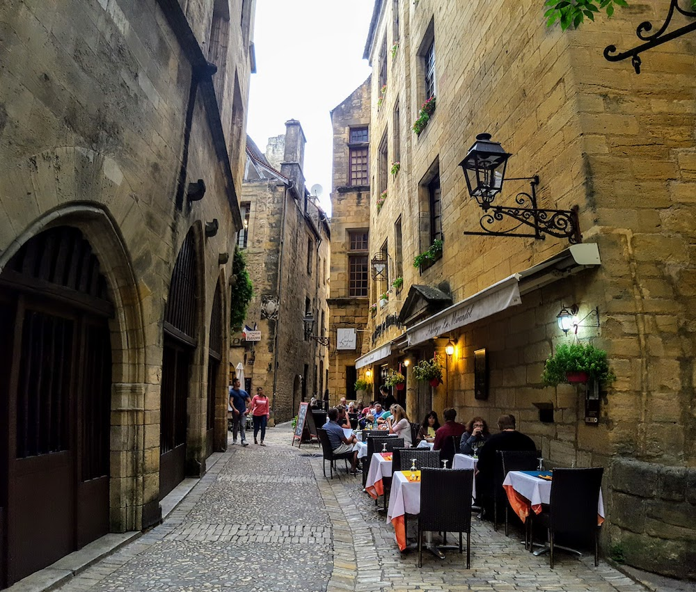 Sarlat in the Dordogne